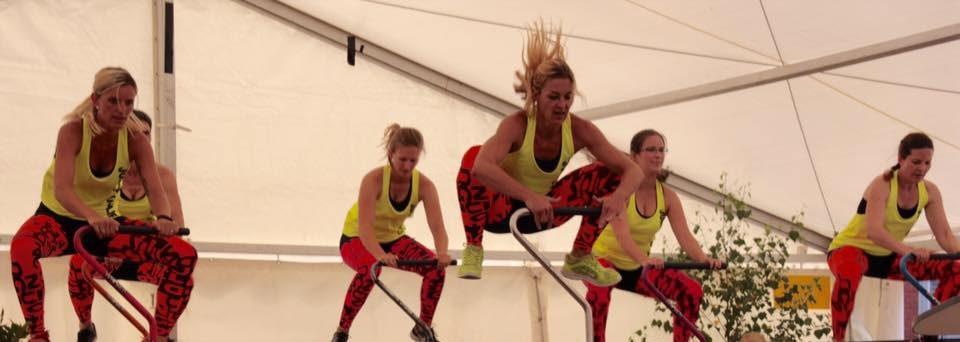 Trampolin - Jumping